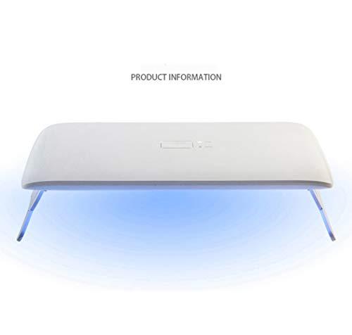 PUDDINGY® UV Nagel Lampe UV LED Nagel Trockner Für Gelpoliermittel Mit 30 S / 60 S Timer Portable Faltbare