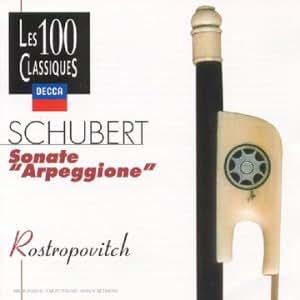 Schubert : Sonate pour Arpeggione