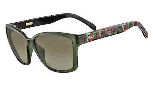 FENDI Damen Sonnenbrille & GRATIS Fall FS 5285 317