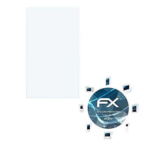 atFolix Schutzfolie kompatibel mit HP HP 24er Folie, ultraklare FX Displayschutzfolie
