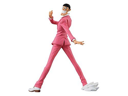 Banpresto - Figurine One Piece - Bon Clay Creator X Creator 20cm - 3296580257447