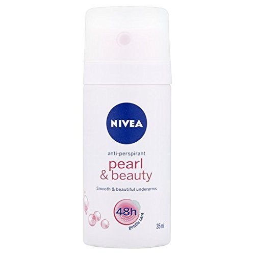 Nivea Desodorante Pearl & Beauty viaje Spray 35 ml