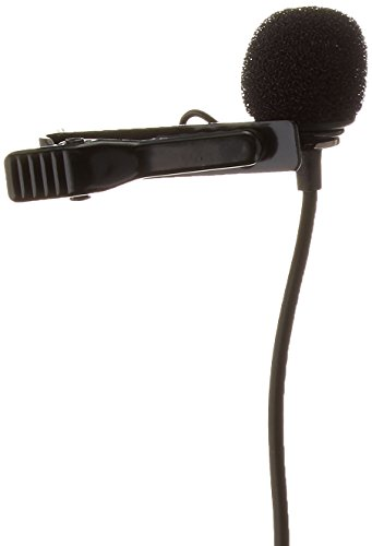 Saramonic SR-GMX1 Digital Camera Microphone avec Fil Noir Microphone - Microphones (Digital Camera Microphone, -30 DB, 30-18000 Hz, 120 MW, 2200 Ohm, avec Fil)