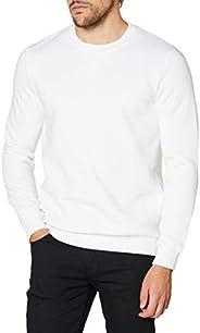 DeFacto Bisiklet Yaka Regular Fit Basic Sweatshirt Sweatshirt Erkek