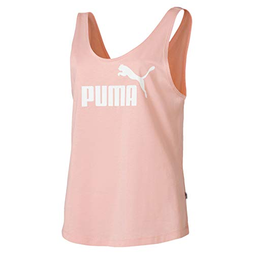 Puma Essentials Damen Tank-Top Peach Bud L -