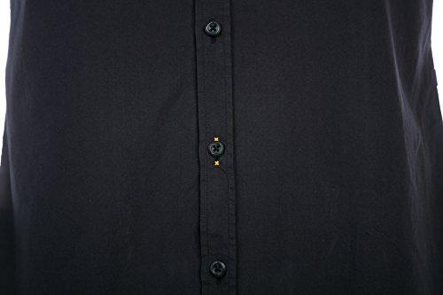 BOSS Orange Herren Freizeithemd 10195828 01 Black