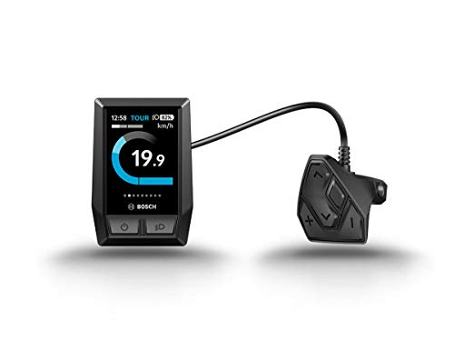 Bosch E-Bike Systems Display Kiox inkl. Kabel schwarz Bedieneinheit Kit mit Halterung