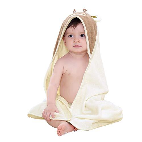 Aiming 90x90cm Baby-Kind-Nette Karikatur-Mantel Badetuch weicher Baumwolle Newbown Kleinkind mit Kapuze, Badetuch