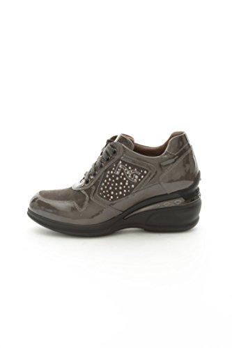 Nero Giardini A411500D Sneakers Donna Carbone