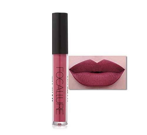 Lip Gloss Forh FOCALLURE Neue Mode Lippenstifte Kosmetik Sexy Lippen Matte Lipgloss Wasserdichte...