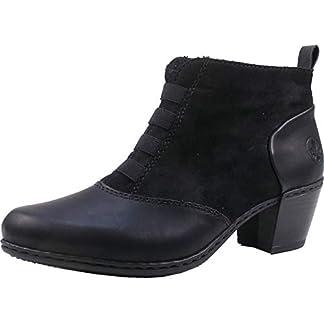 Rieker M2180-00 Womens Boots 11