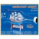 Weico 80118 - Holzbausatz Bounty Flaschenschiff