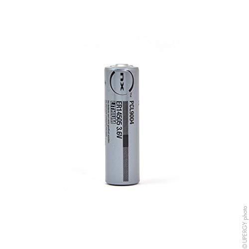 NX - Pila litio ER14505 AA 3.6V 2.4Ah