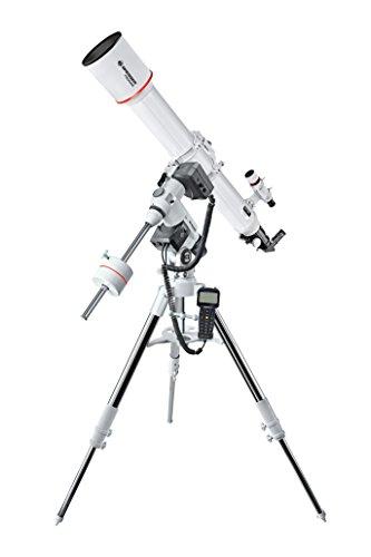 Bresser Messier Télescope AR-127L/1200 EXOS-2 EQ-5 GoTo Blanc