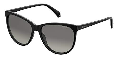Polaroid Eyewear PLD 4066/S Montures de Lunettes, Noir (Black), 57 Femme