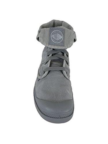 Palladium Pallabrouse Baggy Herren Desert Boots Titanium