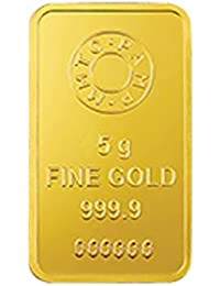 Vaibhav Jewellers 5 gm, 24KT (999.9) Yellow Gold Coin