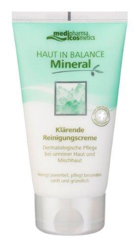 Dr. Theiss Naturwaren - Equilibre minéral de la peau - Crème lavante clarifiante - 150ml (Import Allemagne)