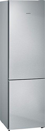 Siemens iQ300 KG39NVI35 réfrigérateur-congélateur Autonome Acier inoxydable 366 L A++ - Réfrigérateurs-congélateurs (366 L, SN-T, 14 kg/24h, A++, Nouvelle zone compartiment, Acier inoxydable)