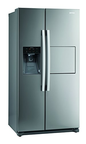 Hervorragend Gorenje NRS 9182 CXB Side By Side