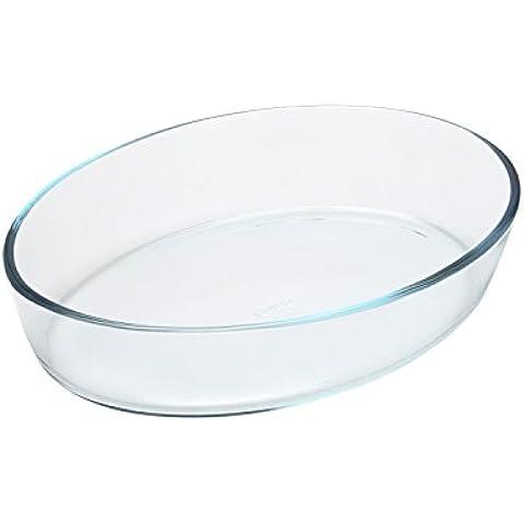 Pyrex Classic - Fuente oval, 25 x 17 cm
