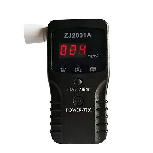 ASUD Alkoholtester Mobiles Digitales Atem-Alkoholmessgerät Hochselektive Keramische Halbleiteroxidation Als Sensor Mit Kabellosem Bluetooth-Drucker