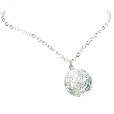 Celtic Fc Silver Plated Necklace Pendant Unisex Gift