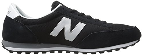 New Balance Ml_wl410v1, Scarpe da Ginnastica Donna Nero (Black/White)