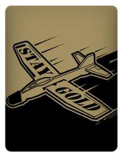 MusicSkins: Benny Gold-Glider für Apple iPad (Ipad Glider)