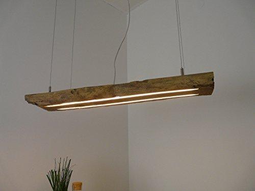 Hängelampe Balkenleuchte antik LED rustikal