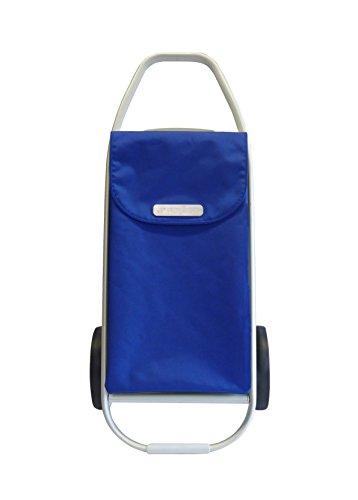 Rolser COH001 Einkaufsroller 8 COM MF, 53 L, 47,5 x 42 x 101,8 cm, blau
