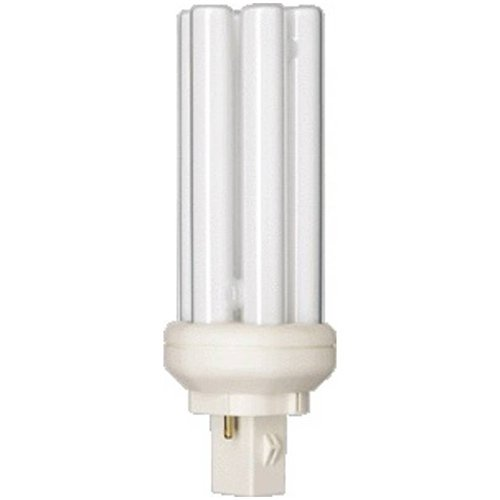 Philips Kompakt-Leuchtstofflampe Master PL-T 26W/827 2P GX24d-3 warm EEK: B -