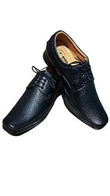 Rudder Formal Shoes 2503 (7) Black