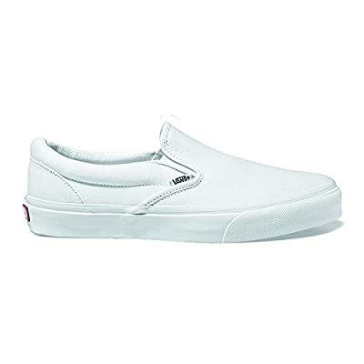 Vans Unisex Adults' Classic Slip-on Canvas Trainers