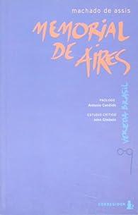 Memorial de Aires par  Joaquim Machado de Assis