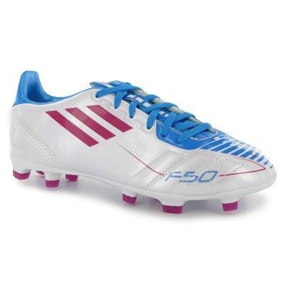 adidas Performance F10 TRX FG J G65352, Scarpe da calcio Bambino RUNWHT/RADPN