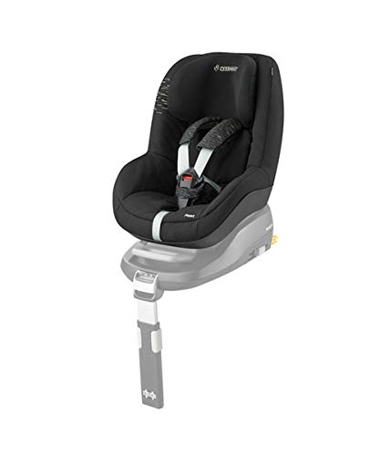 Maxi-Cosi Pearl Toddler Car Seat Group 1, ISOFIX Car Seat, Compact, 9 Months-4 Years, Black Lines, 9-18 kg Maxi-Cosi  1