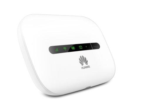 tragbarer Hotspot Router Huawei E5330 3G Mobile WiFi_4