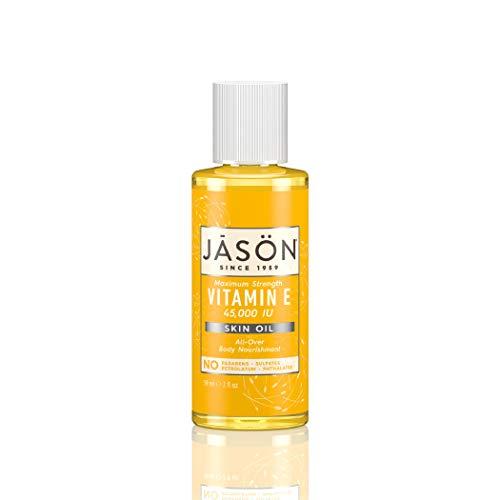 Jason Natural Products Vitamin E Oil 45,000 IU 60 ml