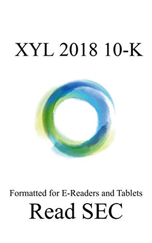 Xylem Inc. 2018 10-K: For Phones and Tablets (English Edition)