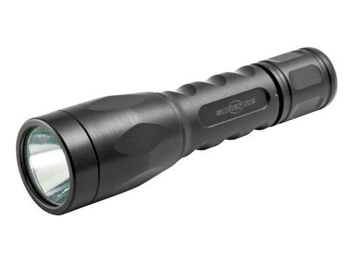 SureFire P2X Fury - Dual-Ausgang High Intensity Taktisch LED Taschenlampe - 2012 Modell (500/15 Lumens) P2X-B-BK Schwarz Led Lumen Output