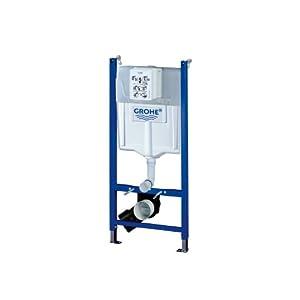 Grohe – Cisterna empotrada para WC (6 – 9 l, 1,13 m) (Ref. 38971000)