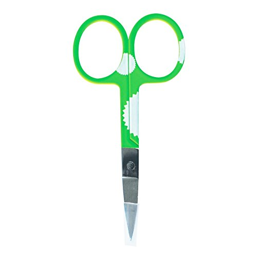 CISEAUX MANUCURE Ciseaux à ongles et cuticules Fluo - Vert