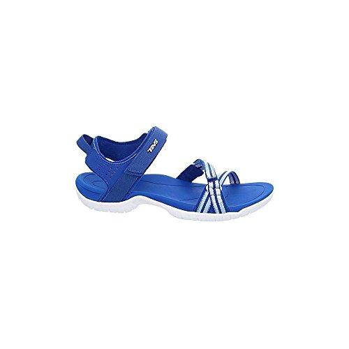 Teva Verra W Sport Sandales, Femme Tzuna Bleu
