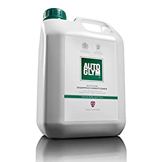 Large Autoglym Bottle Quality Bodywork Shampoo, 2.5 Litre