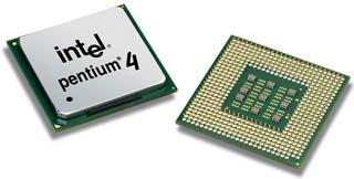 Intel Pentium 4 CPU 2,4 GHz 2400 MHz SL6EF SL6RZ SL6PC Northwood Tray CPU (4J)