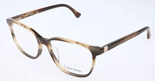 Calvin Klein CK Damen CK5885 240-54-16-140 Brillengestelle, Braun, 54