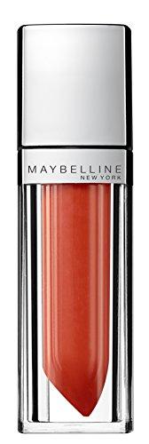 Maybelline New York Make-Up Lipgloss Color Sensational Elixir Mandarine Rupture / Kräftiges Orange...