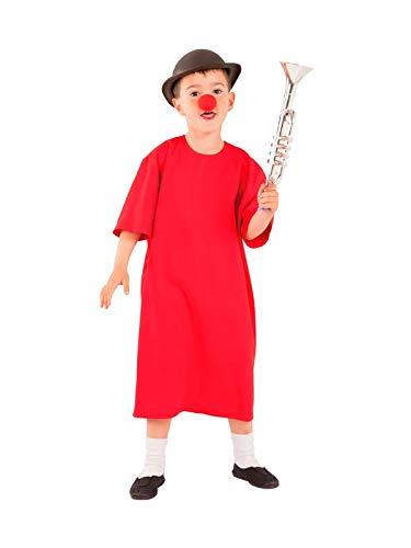 DISBACANAL Disfraz de Fofito Infantil - Único, 8 años