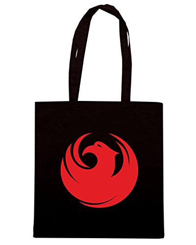 T-Shirtshock - Borsa Shopping TM0058 City Of Phoenix citta Nero